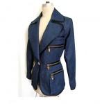 vintage 1990s donna karan jacket