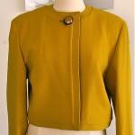 vintage gianni versace couture blazer