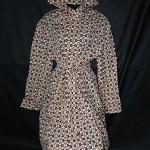 vintage gucci packable raincoat