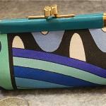 vintage pucci change purse