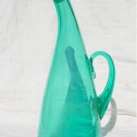 VIntage Winslow Anderson Blenko Glass Decanter with Stopper