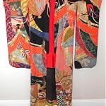 vintage 1939 japanese kimono