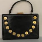 vintage 1950s zodiac handbag