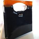 vintage 1960s tote bag