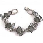 vintage juliana rhinestone bracelet