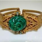 vintage miriam haskell bracelet