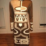 vintage paganne dress