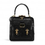 preowned valentino alligator handbag