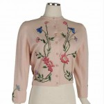 vintage 1950s helen bond carruthers cashmere cardigan