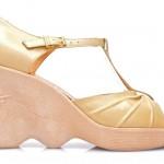 vintage 1970s famolare sandals