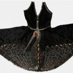vintage c. 1927 beaded flapper dress with provenance