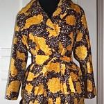 vintage emilio pucci trench coat