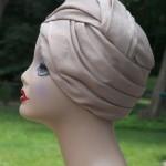 vintage midcentury saks fifth avenue turban