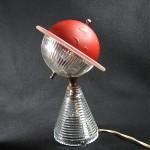 vintage 1939 ny worlds fair saturn desk lamp