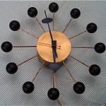 vintage george nelson ball clock