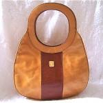 vintage emilio pucci leather handbag