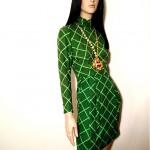 vintage galanos dress