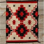 vintage 1930s navajo rug blanket