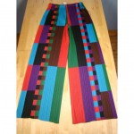 vintage issey miyake pleats please trousers z