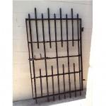 vintage original gate from home of ernest hemingway z