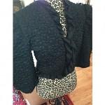 vintage lanvin bolero jacket