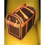 vintage louis vuitton sac chien pet carrier