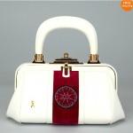 vintage roberta di camerino leather handbag