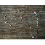 vintage 1970s lanvin necklace z