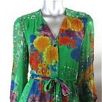 vintage 1970s malcolm starr dress z