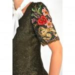 vintage 1980s valentino boutique embroidered blazer z