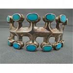 vintage cast navajo bracelet z