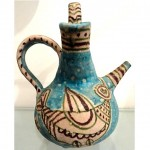 vintage 1950s guido gambone pottery