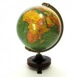 vintage 1940s cram globe