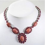 vintage 1950s christian dior necklace