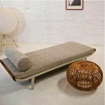 vintage 1950s restored daybed