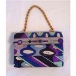 vintage 1960s pucci silk purse