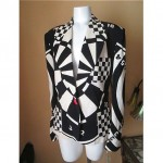 vintage 1990s collectible moschino jacket