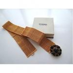 vintage chanel mesh belt