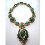 vintage ciner necklace