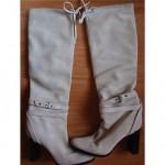 vintage gucci suede boots