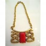 vintage lanvin necklace