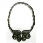 vintage margot de taxco convertible necklace bracelet pin combo