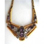 vintage mcclelland barclay necklace