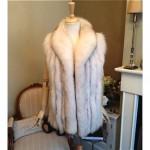 vintage mint gucci fox gilet vest
