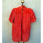 vintage zandra rhodes jacket