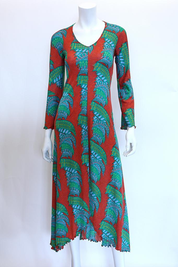vintage stephen burrows dress