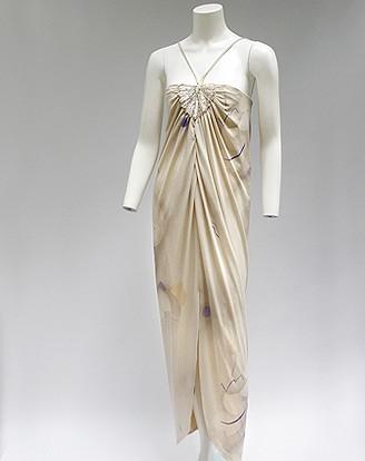 vintage 1970s jean varon dress