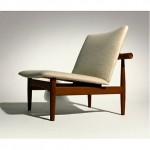 vintage 1950s finn juhl japan chair