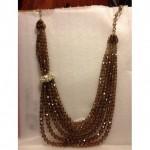 vintage 1960s coppola e toppo necklace