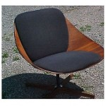 vintage 1960s george mulhauser for plycraft chair